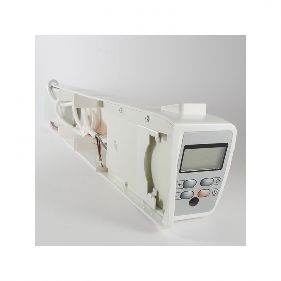 boitier de commande ARES 3 blanc radiateur delonghi