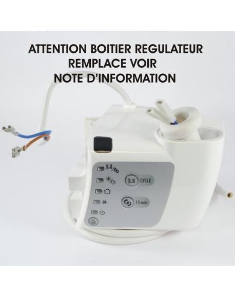 Kit Thermostat Complet De Regulation Seche Serviette Delonghi Ceylanne