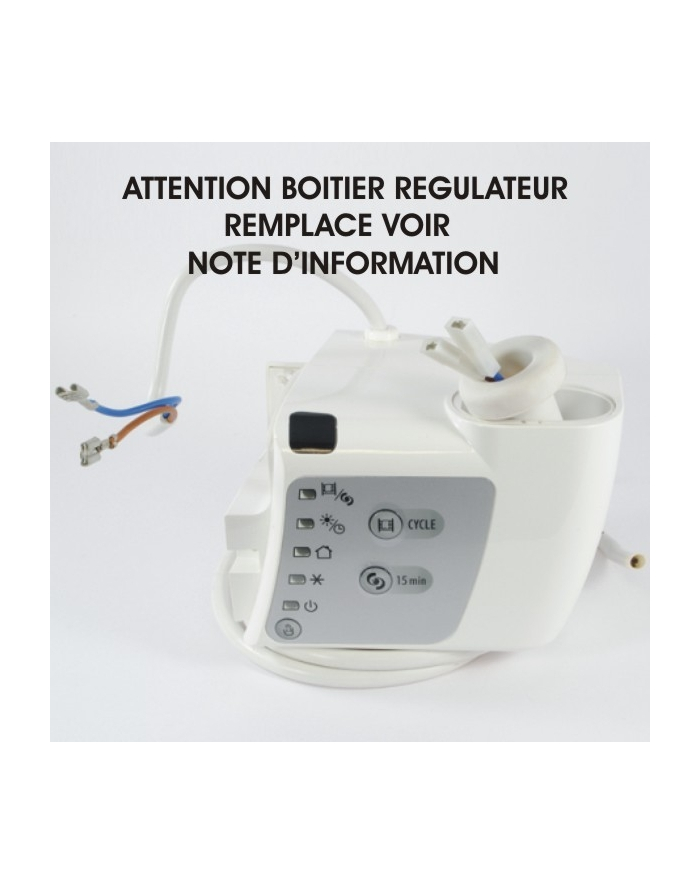 Kit Thermostat Complet De Regulation Seche Serviette Delonghi