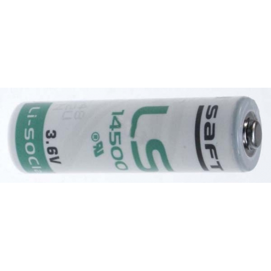 pile lithium 3.6V pese-personne calor TS-CY9894