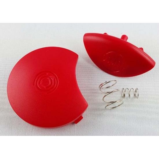 bouton rouge x2 ressort x2 hachoir multi moulinette moulinex SS-193266