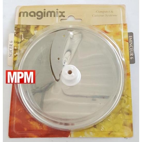 disque eminceur 6mm robot magimix 17660