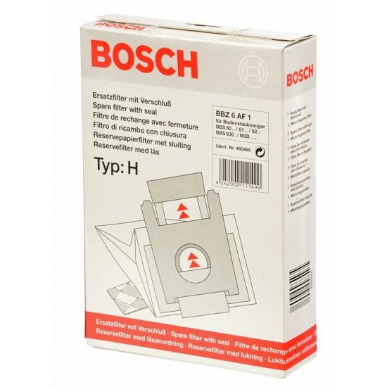 sacs aspirateur type H BBZ6AF1 bosch siemens 00460468