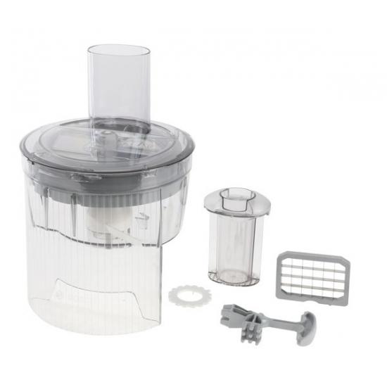 kit accessoires pour decouper en dés MUZ5CC2 robot MUM5 bosch siemens 00577340