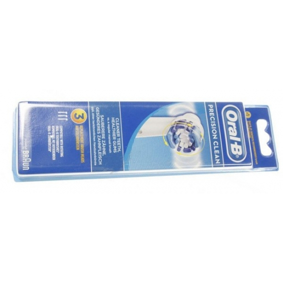 kit de 3 brossettes Precision Clean EB20-3 Oral-B braun 64703701 80284202