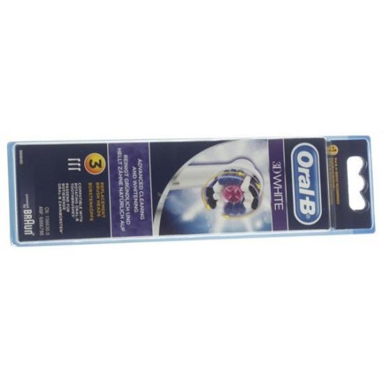 kit de 3 brossettes 3D White EB18-3 Oral-B braun 64708760 80286447