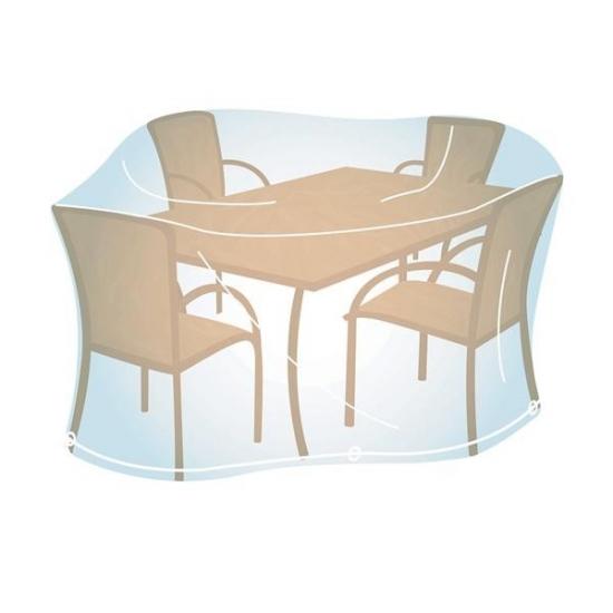 Housse pour ensemble de jardin rectangulaire ou ovale - taille M - CAMPINGAZ 205694