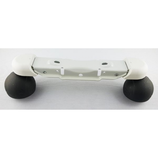 support et roulettes radiateur bain d'huile TRRS delonghi 7318511138