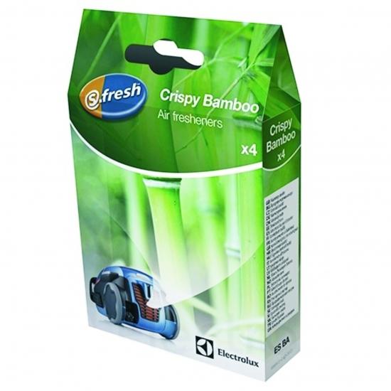 """Parfumettes s-fresh™ """"Crispy Bamboo"""" pour aspirateurs electrolux 9001677773"""