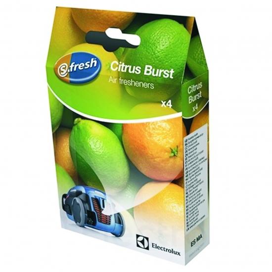Parfumettes s-fresh™ Citrus Burst pour aspirateurs electrolux 9001677807
