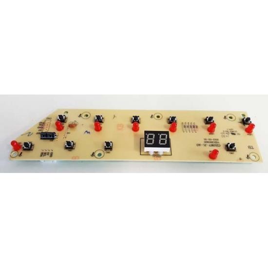 carte electronique de commande plaque de cuisson IH201812 tefal SS-995012