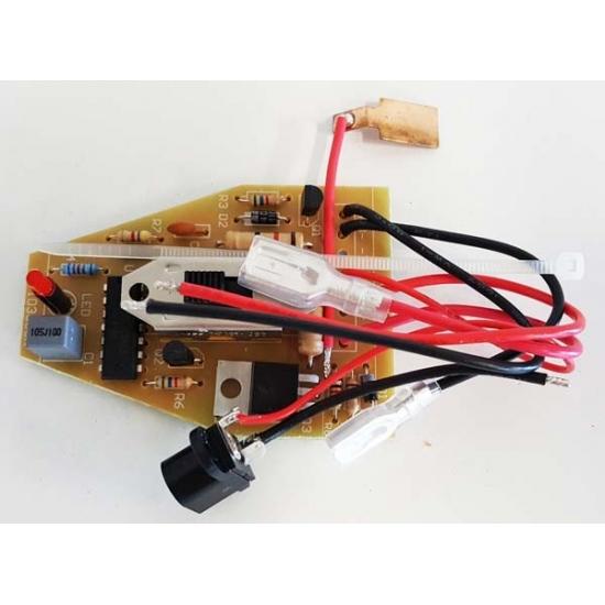 carte electronique 3.6V aspirateur de table extenso MX232 moulinex RS-AC3453