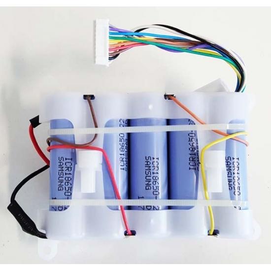 batterie aspirateur balai colombina XLR32 delonghi 5519210671