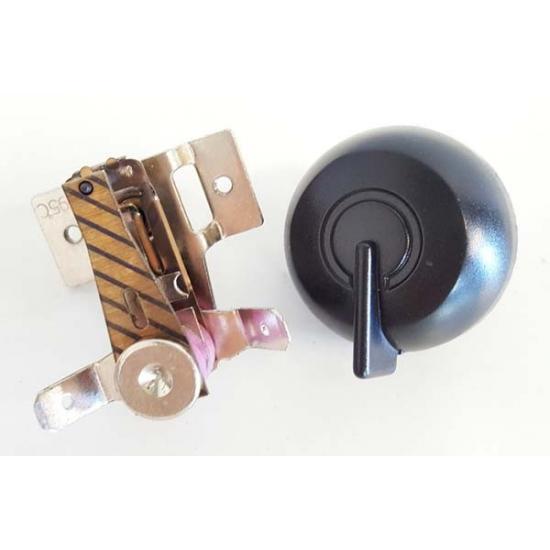thermostat + bouton chauffage radiateur a huile BU25 CALOR CS-00114097