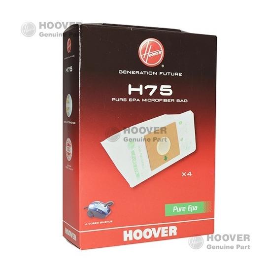 sacs microfibre pure epa H75 HOOVER - 35601663