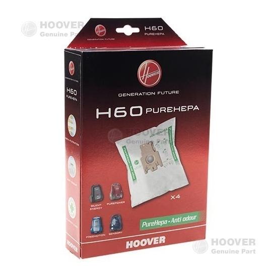 sacs microfibre pure epa H60 aspirateur HOOVER - 35600392