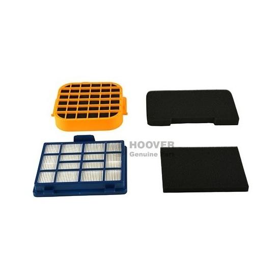 kit filtre aspiration et sortie U54 aspirateur HOOVER - 35601662