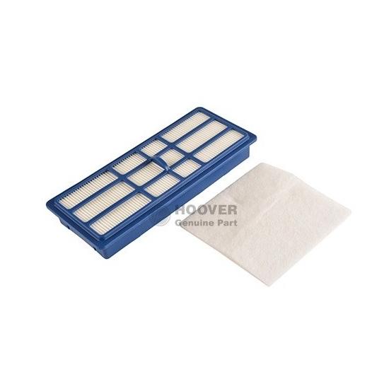 kit filtre aspiration et sortie U68 pour aspirateur HOOVER - 35601376