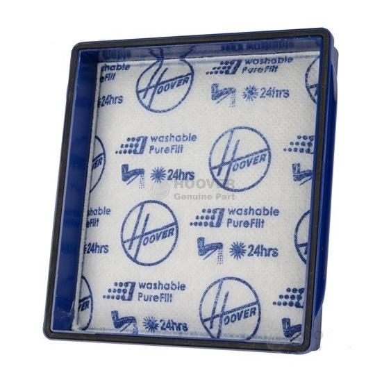 filtre aspiration Purefilt S98 pour aspirateur HOOVER FLASH - 35600935