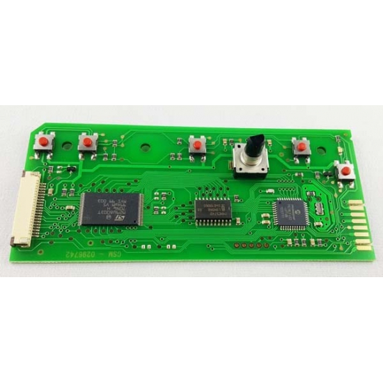 carte electronique cafetiere expresso espresseria automatic XP72 KRUPS MS-5925603