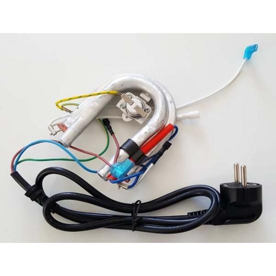 resistance + thermostat + fusible cafetiere delfini plus CM180 Tefal SS-202869