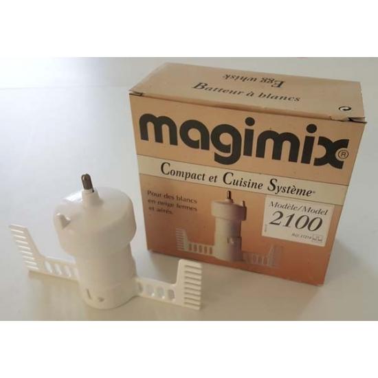 batteur a blanc robot multifonction compact 2100 magimix 17234