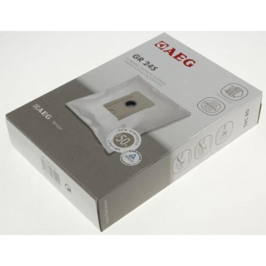 kit de 5 sacs aspirateur GR24 GR26 AEG ELECTROLUX 9002565415