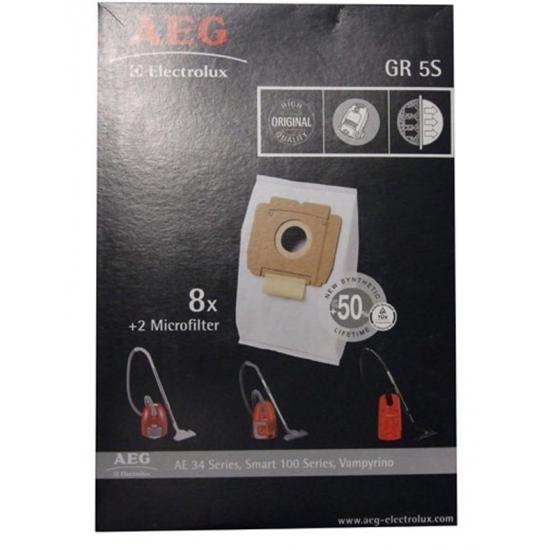 kit 8 sacs + 2 microfibre aspirateur AEG ELECTROLUX 9002565407