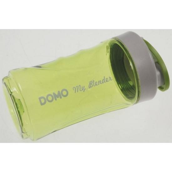 gobelet petit modele blender vert 300ml robot cuisine DO436BL DOMO DO436BLBK