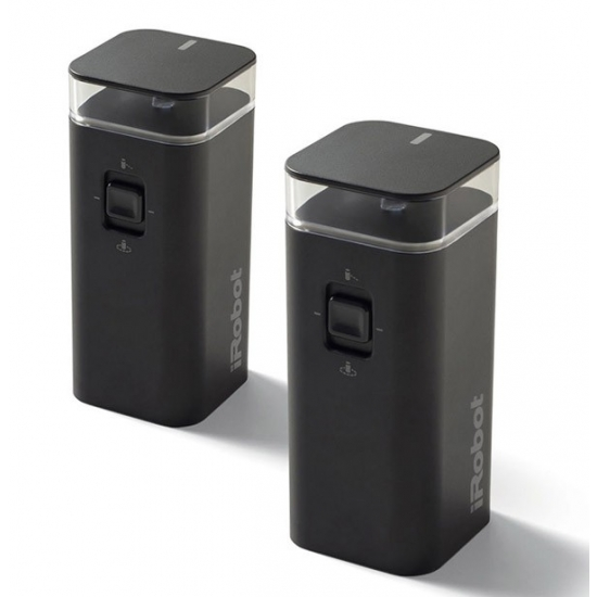 pack de 2 murs virtuels double fonction aspirateur robot roomba IRobot 4473043