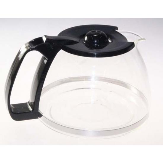 verseuse noire avec couvercle cafetiere Cafe Line esay noir M630-2 Melitta 5708970