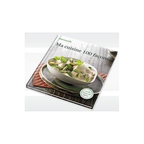 livre de recettes ma cuisine 100 facons vorwerk tm5 20604