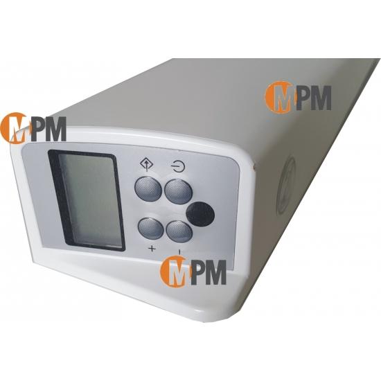 boitier de commande ARES V.1 blanc radiateur delonghi