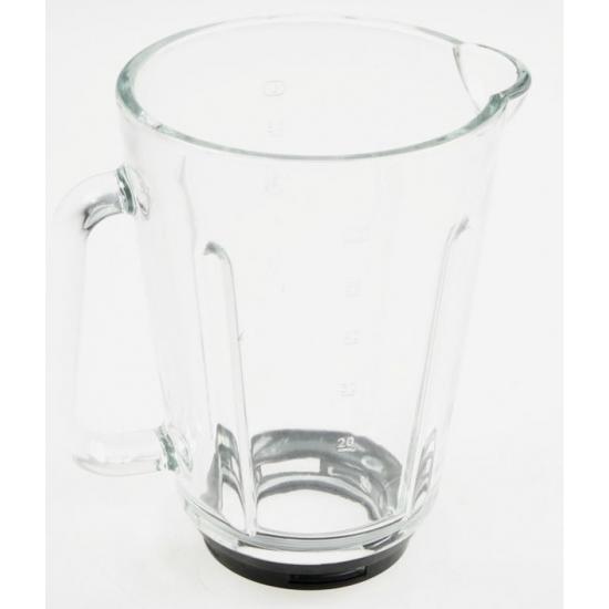 bol blender verre pour blender faciclic maxiglass moulinex LM233 MS-0A11943 MS-650019