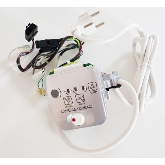 boitier avant + carte generateur vapeur express compact GV7091 calor CS-00127919