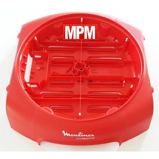 socle rouge crepiere accessimo PY31 moulinex TS-01027120