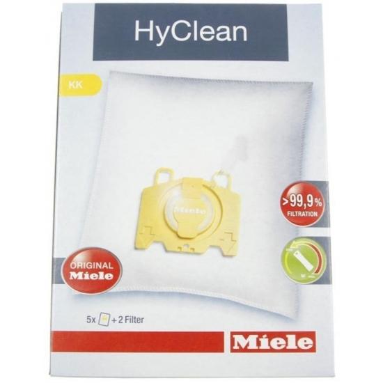 sacs poussiere type KK hyclean aspirateur miele 10123260