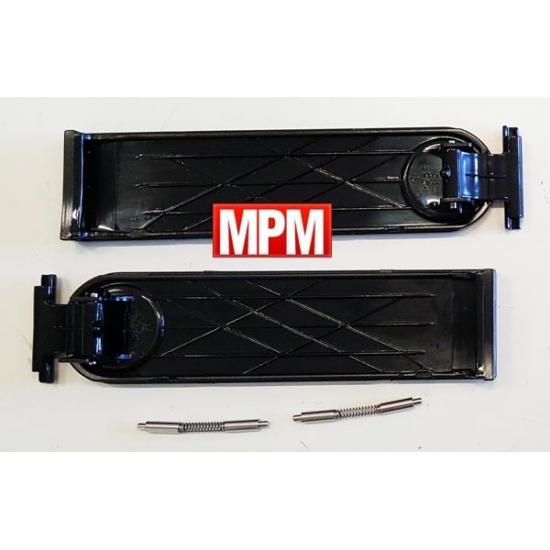 brides complet noir pour centrifugeuse multiquick braun clips CPL noir plastique pour centrifugeuse multiquick braun BR81345907