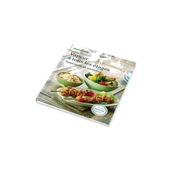 livre de recettes Vapeur à tous les étages vorwerk TM31 23898