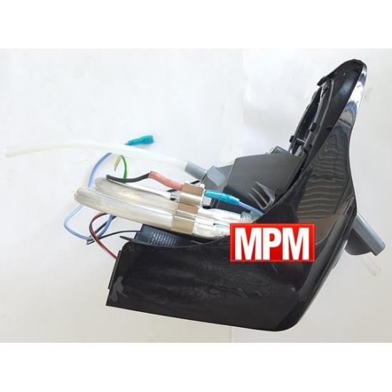 MS-621951 - corps noir + resistance + sonde cafetiere MOULINEX