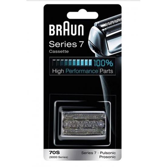 81387979 - tete de rasoir cassette noir 70S rasoir serie 7 braun