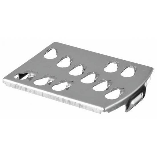 00618100 - insert inox raper epais robot culinaire MCM4 bosch siemens