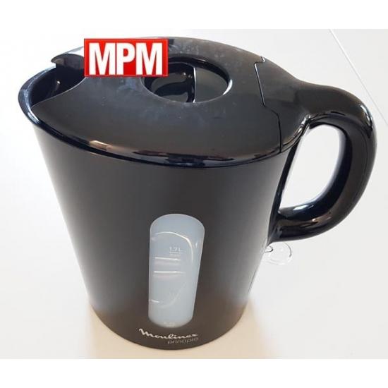 SS-207075 - bouilloire noire principio BY105 moulinex