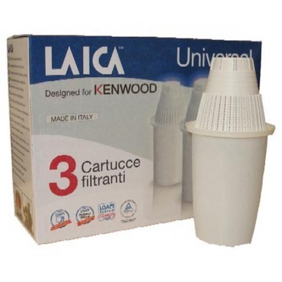 LA1000 - kit de 3 cartouches filtre bouilloire WF Kenwood