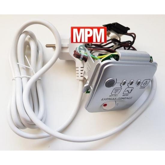 CS-00134805 - boitier avant + carte genreateur vapeur express compact GV705 calor