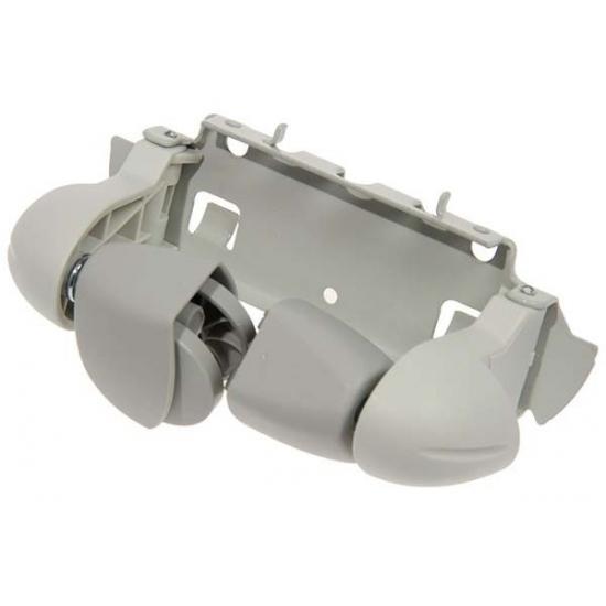 5511000068 - support roulettes radiateur bain d'huile TRD delonghi
