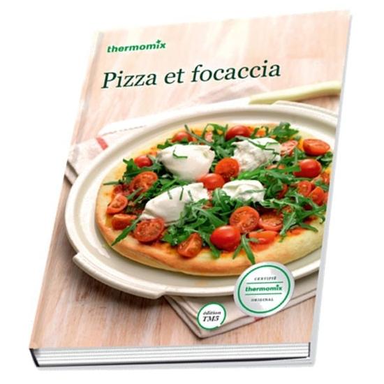 livre de recettes Pizza et Focaccia vorwerk TM31 6079
