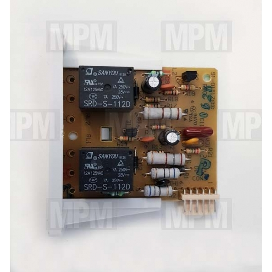 504936 - Platine alimentation et support toaster Magimix