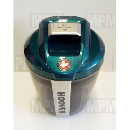 48020894 - Ensemble boite Cyclonique aspirateur traineau Hoover