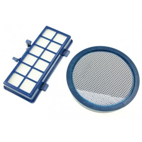 35601899 - Ensemble filtres Hepa aspirateur traineau sans sac Hoover